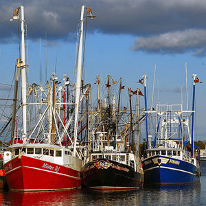 New Bedford MA fishing fleet, AC DC motor repair & replacement