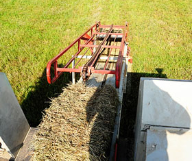 Hay conveyor repair, agricultural electric motor service, farm duty motors, MA, Cape Cod, RI