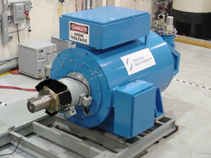 Industrial / manufacturing electric motor repair