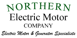 Northern Electric Motors, replace rebuild electric motors, drives, generators, pumps, AC / DC controls,  MA, RI